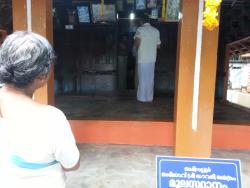 Kaleelil Kudumbam- Moolasthanam of Areekkavu Bhagavathy Temple