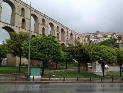 Arches in Kavala (Aqueduct)