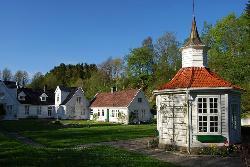 Alvøen Hovedbygning - Bymuseet i Bergen