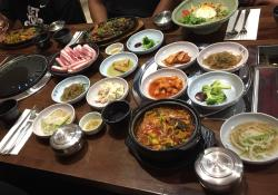Bi Won Cafe & Charcoal Grill Korean Restaurant