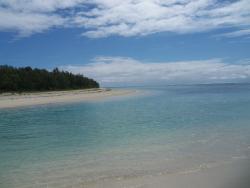 Pointe Quatre Cocos, der östlichste Teil der Insel