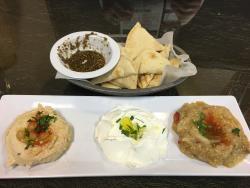 Najwa's Mediterranean Cuisine