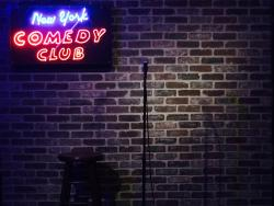New York Comedy夜店