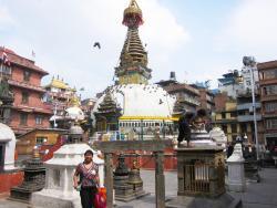 Kathesimbu Stupa