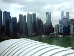 View from level 24