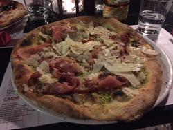 Pizza meravigliosa