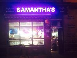 Samantha's takeaway