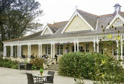 The Pavilion Cafe