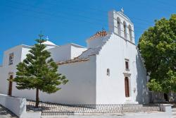 The Church of Panagia Protothronos