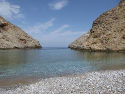 Mikri Vlychada Beach
