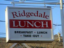 Ridgedale Lunch