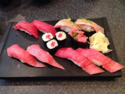 Sushi Zammai Utsunomiya Eki-ten