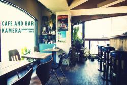 Cafe and Bar Kamera, Shimokitazawa