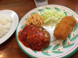Kitchen Seven Machi no Hamburg-yasan Hongo 3Chome