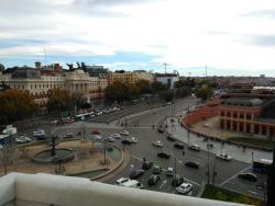 Genial estancia en Madrid