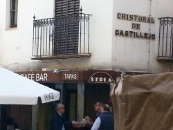 Café Bar Puerta del Bautismo