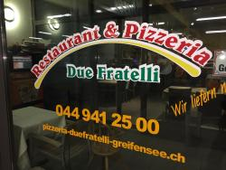 Pizzeria & Restaurant Due Fratelli