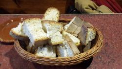 Riquisimo el pan