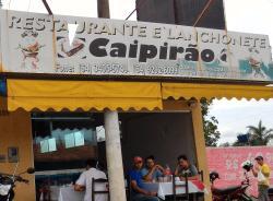 Restaurante E Lanchonete Caipirao