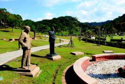 慈湖纪念雕塑公园