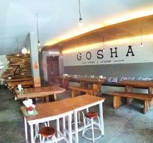 Gosha Kitchen & Patisserie