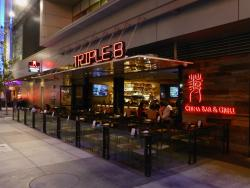 TRIPLE 8 China Bar & Grill