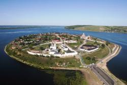 Island Sviyazhsk Museum