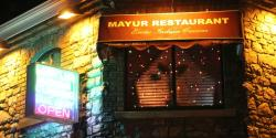 Mayur Indian Restaurant