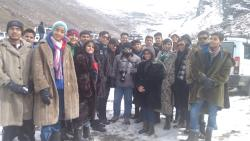 I am travelling in india with my school groups and college groups but this we are in manali before diwali festival ,