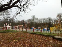 Kadriorg Tivoli Amusement Park