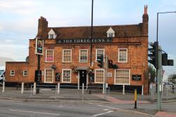 Masala&Coal @ Three Tuns Pub