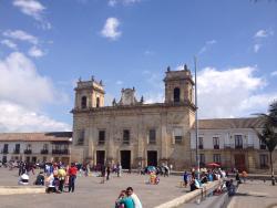 Parroquia Catedral Nuestra Señora del Rosario