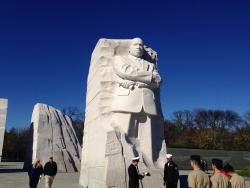 马丁路德金纪念碑