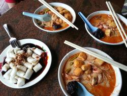 Penang Road Famous Teochew Cendol