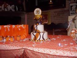Torta comunione in PDZ