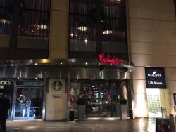 Birmingham の街の中心に位置するホテル