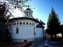 Schitul Darvari Church