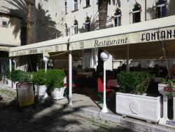Restaurant Fontana kod zECA