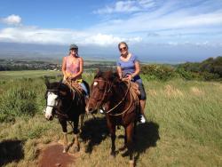 Piiholo Ranch Horseback
