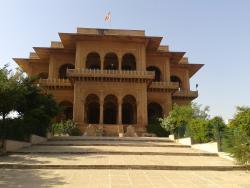 Ganga Maharani Temple