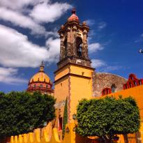 Historic Walking Tour of San Miguel