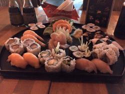 Sushi Da Mole by Lilo
