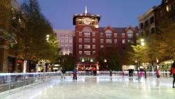 ‪Rockville Town Square Outdoor Ice Skating‬
