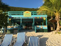 Ivan's Stress-Free Bar and Camp Ground