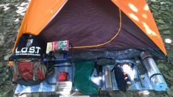 Escursioni e camping