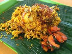Yakader Muslim Food