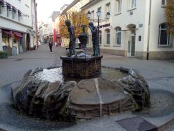 Messengers' Fountain