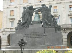 "Monumento ai Caduti 1915-18 - ""Rintocchi e Memorie"""
