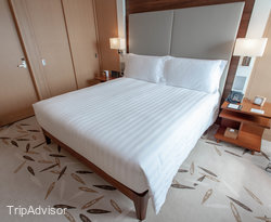 The One Bedroom Residence at the Intercontinental Hotel Osaka