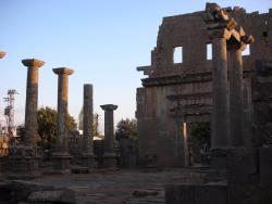Temple of the Sun God 2008